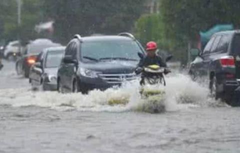 安徽沿江江南出現暴雨到大暴雨 今起多雲氣溫回升