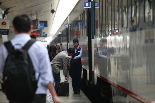合肥站發布五一小長假運輸方案