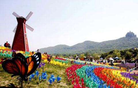 和縣第五屆鄉村旅遊月4月28日開幕