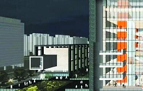 合肥中心圖書館設計方案出爐