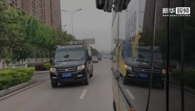 """""""新華網全媒體淮南行""""精彩記錄"""