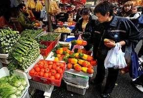 4月份安徽居民生活必需品价格环比下降