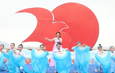 2018中国·巢湖第六届中庙旅游文化节开幕