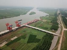 中安煤化工産業園專用碼頭