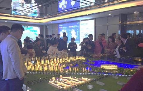 恒大阳光半岛寿县城市展厅5月6日开放