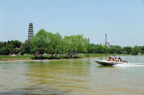 5月19日阜阳市民可半价游览当地景区