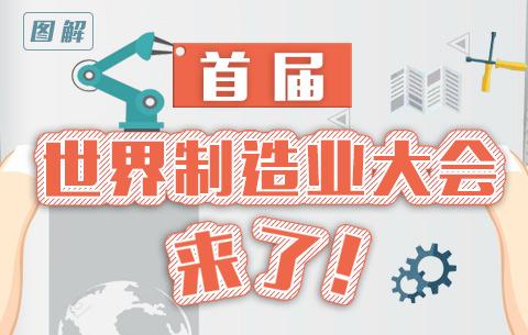 首屆世界制造業大會來了!
