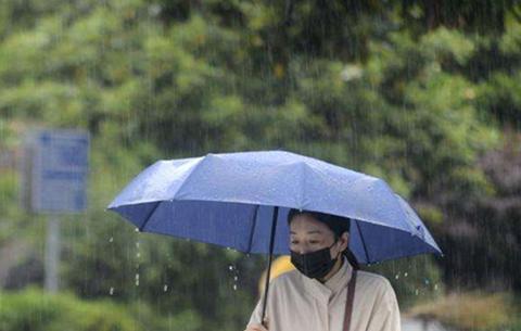 """雨一直下!安徽本周雨水不断 气温如坐""""过山车"""""""