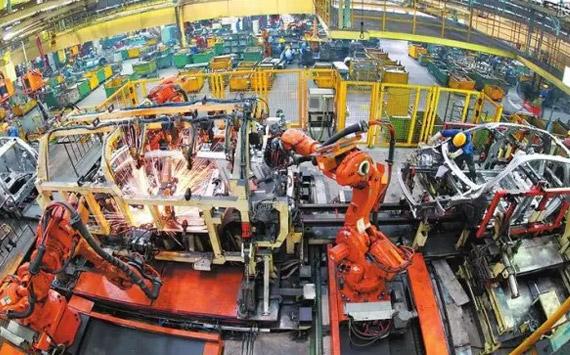 開放的合肥,迎接全球制造業盛典