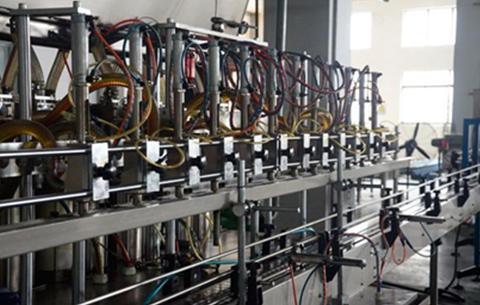 中天石化润滑油智能制造生产线竣工投产