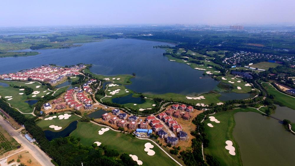 五湖連珠(zhu)之雙鳳湖