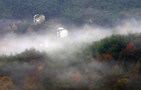 黟县塔川:美了乡村富了百姓
