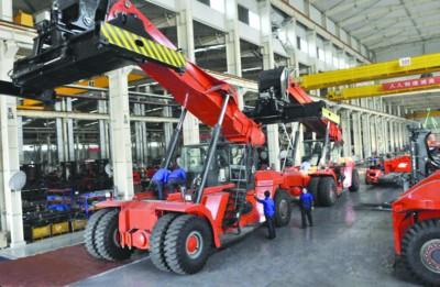 今年一季度安徽制造业投资增速超15%