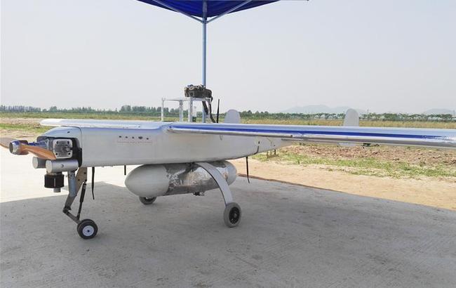 我國完成無人機機載下投探空係統試驗