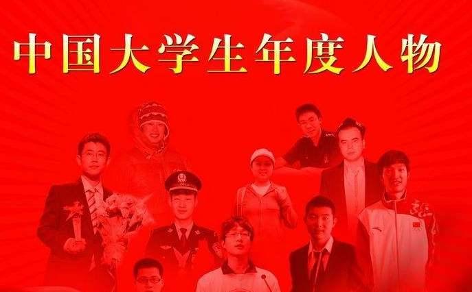 2017年度安徽省大学生年度人物评选结果进行公示
