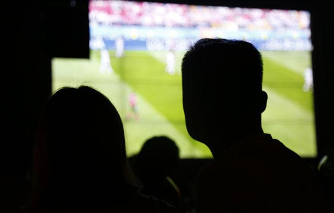 世界杯——看球的人