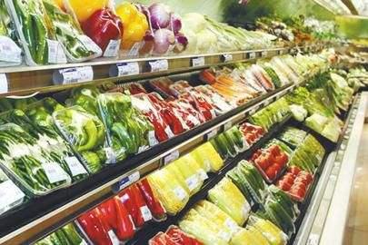 上月安徽果蔬蛋价格下降明显