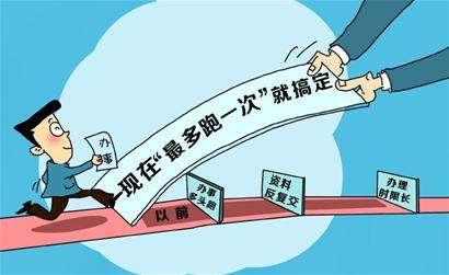 """安徽林业政务服务事项全部实现""""最多跑一次"""""""
