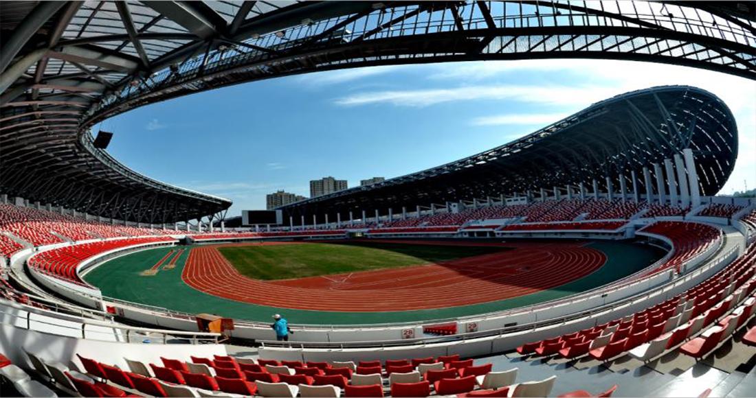 蚌埠市體育中心簡介