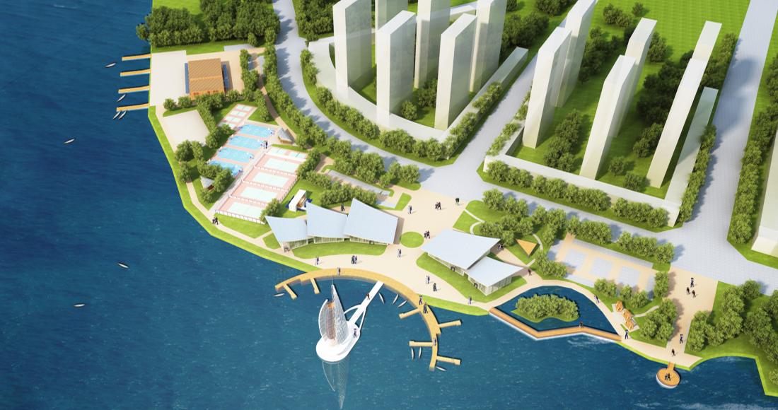 龍子湖體育公園
