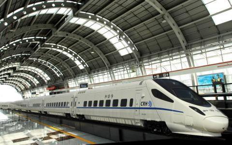 合肥坐高鐵到上海 將只要1個多小時