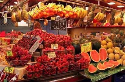 9種蔬菜均價比上周漲4.9%