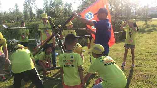 2018年全國青少年戶外營地夏令營安徽站啟動