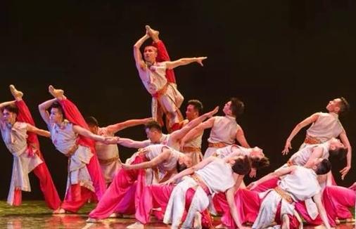 安徽花鼓燈舞蹈《遊子情淮》亮相全國舞蹈展演