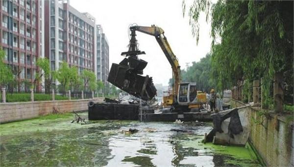 安徽省黑臭水體治理消除比例已超六成