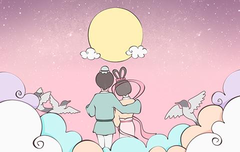 如果牛郎和織女出現在你家鄉的天空上,你猜他們會説?