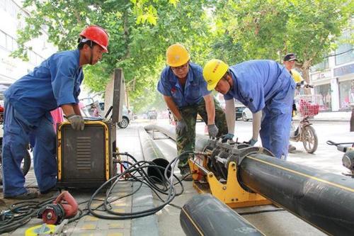 合肥:整治燃氣管網隱患 請市民多理解