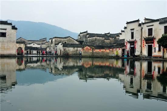 安徽省旅游总收入同比增长逾两成