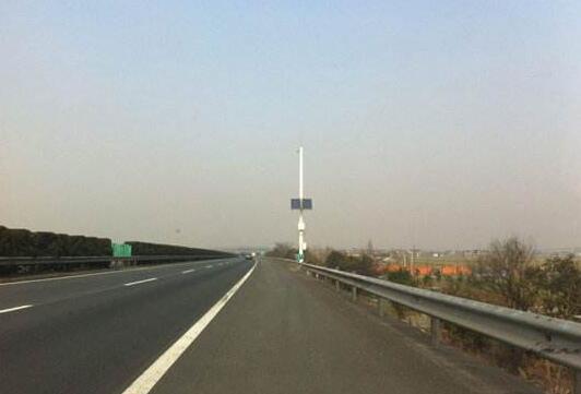 安徽高速将实现全程视频监控 团雾多发地段加密布设