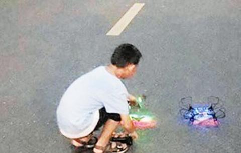 玩具无人机暗藏安全隐患 低龄儿童慎玩