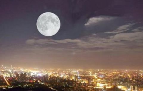 中秋夜安徽天气总体晴好 赏月条件不错