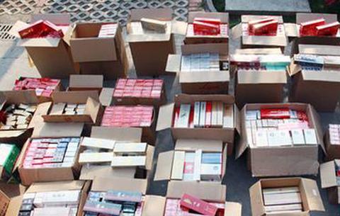 安徽警方破获一网售假烟案 涉案金额超3000万元