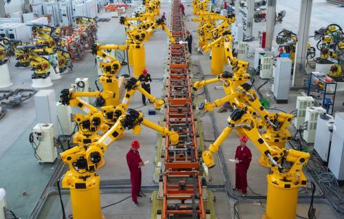安徽省单位工业增加值能耗持续下降
