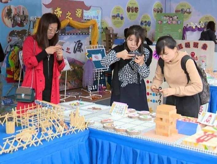 安徽获4项全国幼儿园优秀自制玩教具一等奖