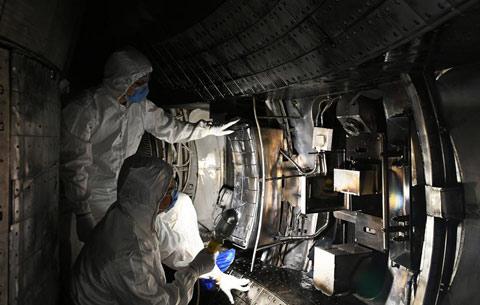 """""""人造太阳""""装置实现1亿摄氏度等离子体运行"""