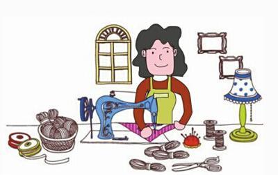 撐起家中一片天 她用勤勞雙手開啟脫貧之路