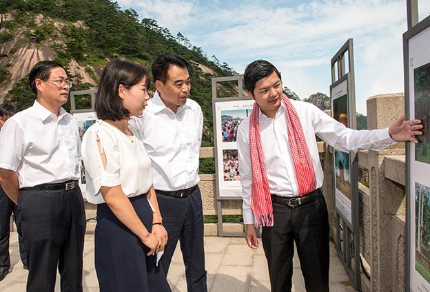 加入杭州都市圈,既是黄山市加快高质量发展的重大机遇,也为都市圈区块链的拓展、生态链的优化、产业链的延伸、价值链的提升提供支持和保障。
