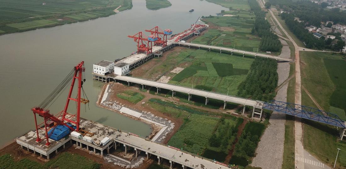 中安煤化工産業園