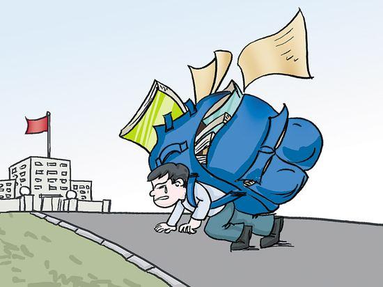合肥义务教育学校今年将减轻学生过重学业负担