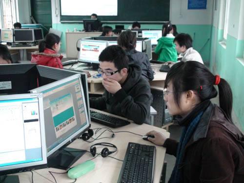 铜陵市举行中职学生职业技能赛