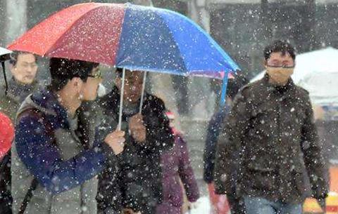 冷空气来了,安徽降温4~6℃!17日后气温逐步回升
