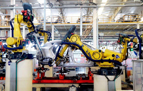【热点关注】大力推动制造业高质量发展