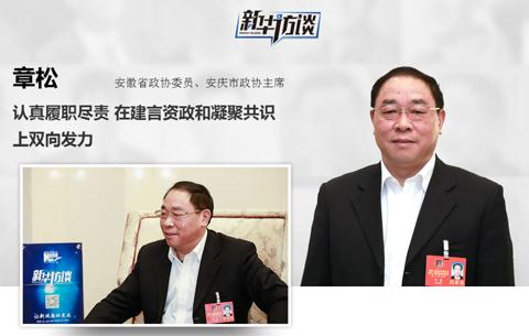 章松:在建言资政和凝聚共识上双向发力