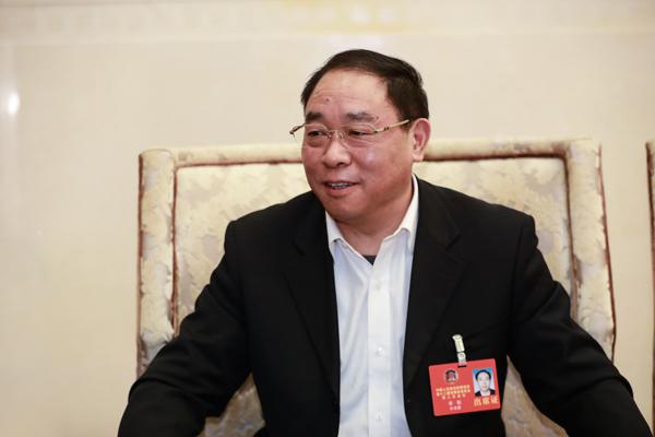 章松:认真履职尽责 在建言资政和凝聚共识上双向发力