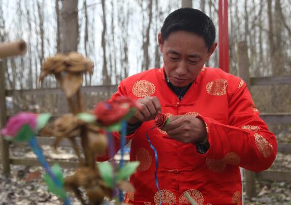 """長豐(feng)︰村(cun)民自(zi)yuan)rdquo;鄉村(cun)春(chun)晚"""""""