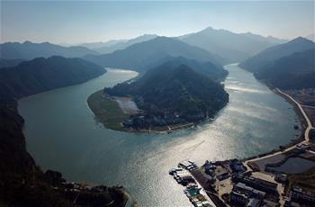 安徽黃山:多措並舉確保一江碧水